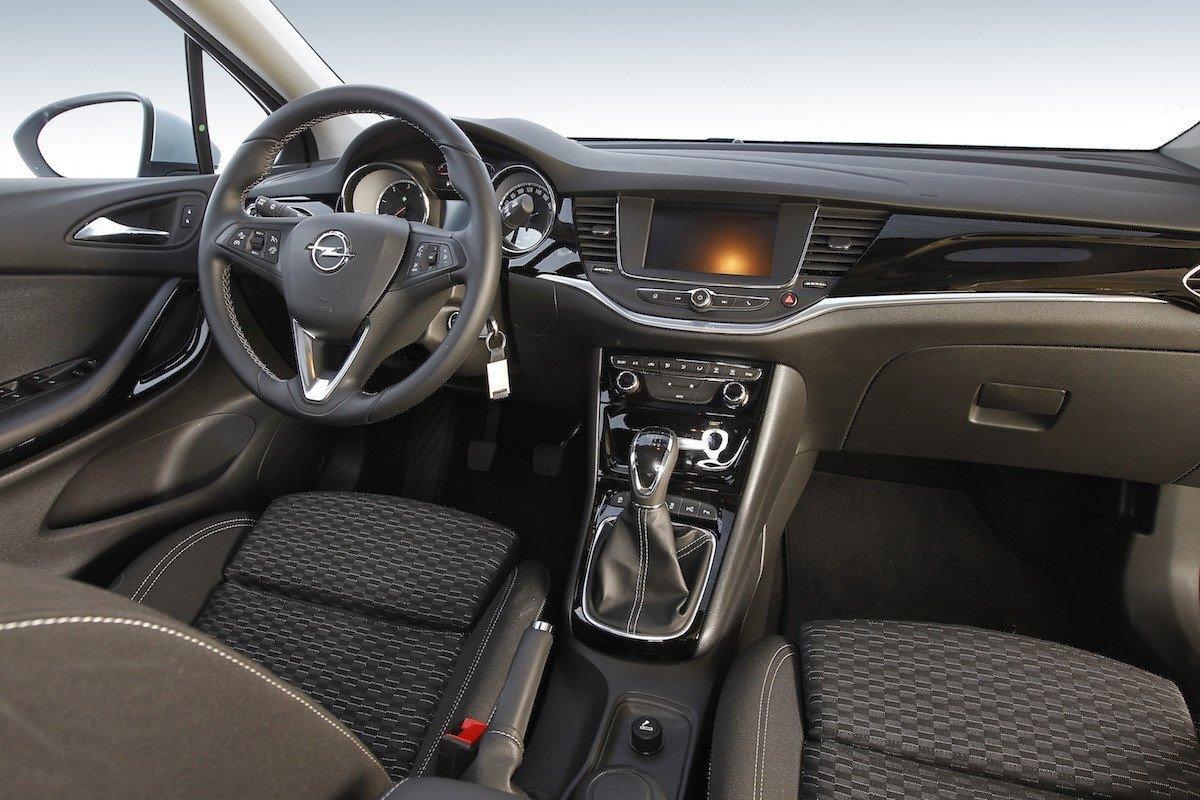 Prueba Opel Astra