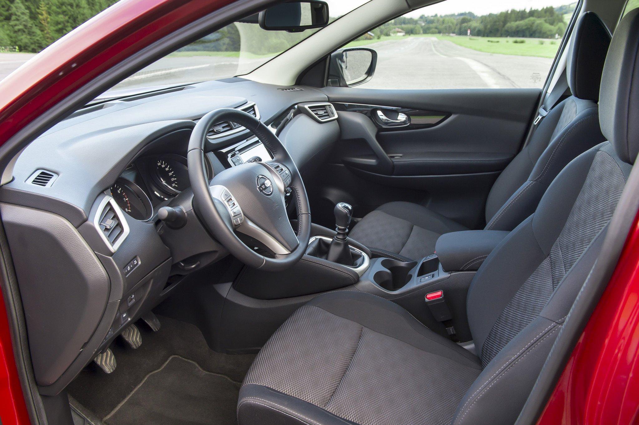 Nissan Qashqai 2016 1.6 DIG-T 163 CV