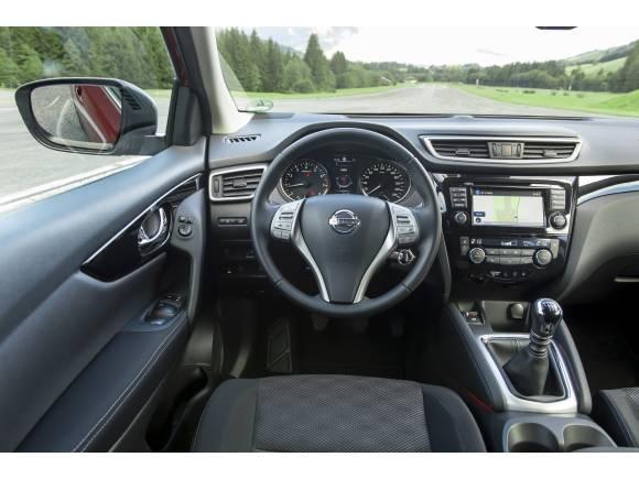 Prueba nuevo Nissan Qashqai 2016 1.6 DIG-T 163 CV