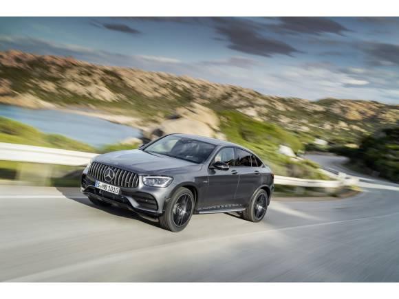 Nuevos Mercedes-AMG GLC 43 4MATIC Y Mercedes-AMG GLC 43 4MATIC Coupé