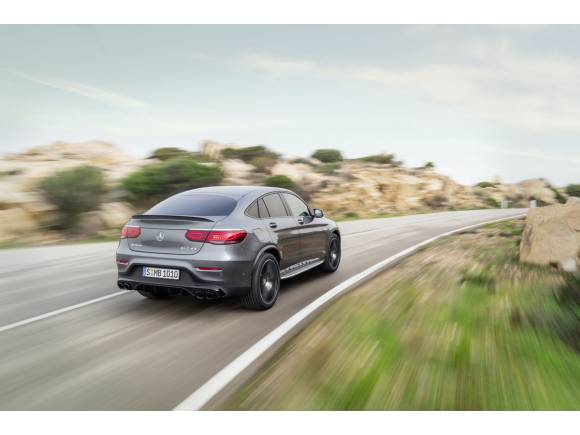 Nuevos Mercedes-AMG GLC 43 4MATIC Y Mercedes-AMG GLC 43 4MATIC Coupé