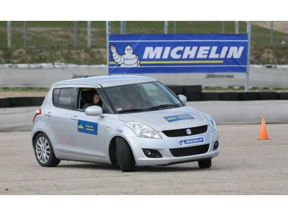 Michelin, y la seguridad de los campeones