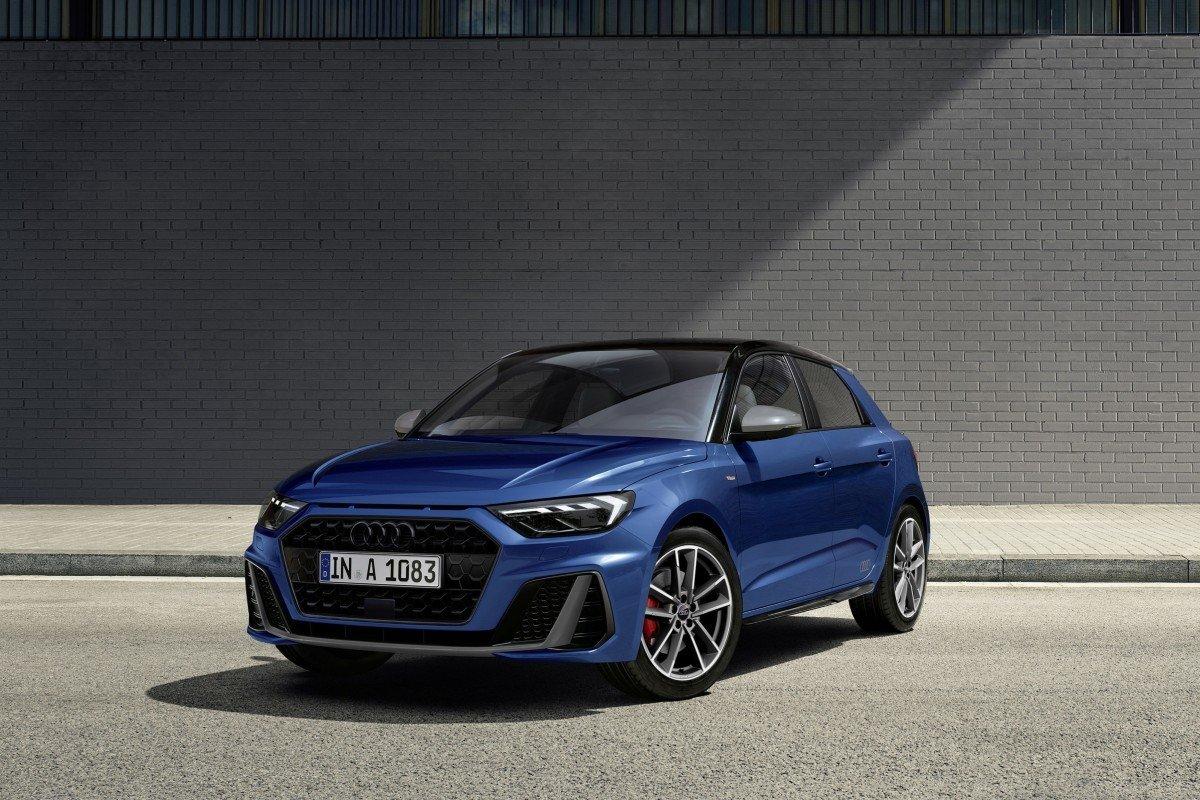 Audi A1 Sportback 40 Competition
