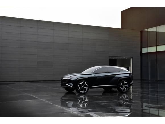 Hyundai Vision T Concept: el precursor de un SUV coupé