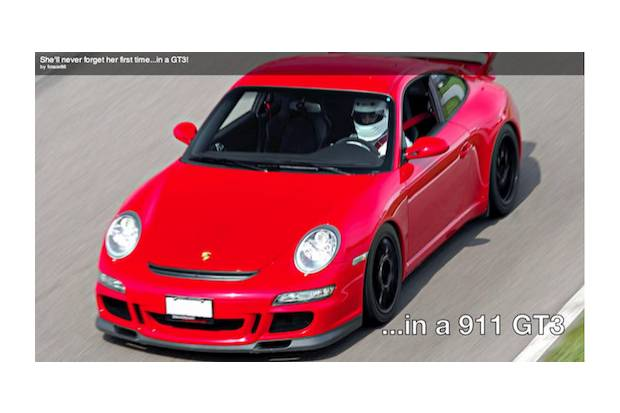 Vídeo: Su primera vez…en un Porsche 911 GT3