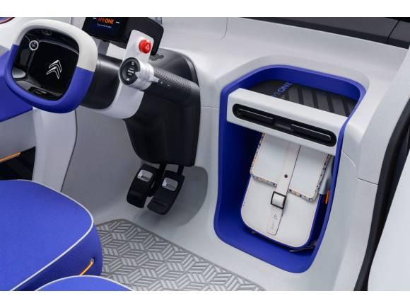 Citroën Ami One Concept: que tiemble el smart