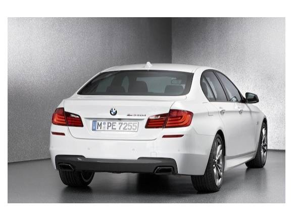 BMW M550d, llega el M5 diesel