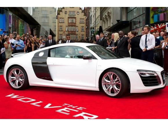 Audi R8: el coche de Lobezno