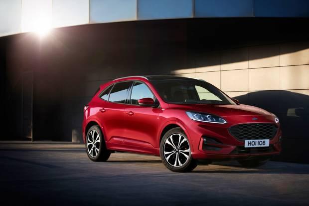 Nuevo Ford Kuga 2019: diseño diferente y varias versiones híbridas