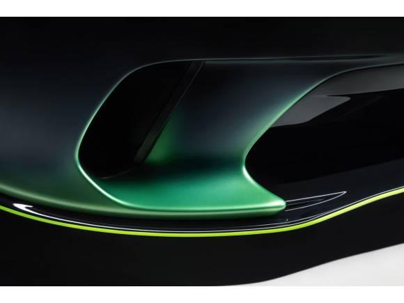 McLaren Verdant Theme GT by MSO: el coche con tres colores en la carrocería