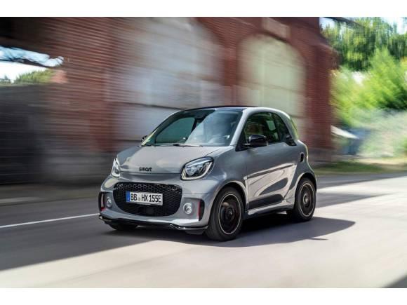 Smart lanzará un SUV en 2022 con plataforma de Geely