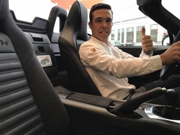 El Abarth 124 Rally competirá en el Campeonato de España de Rallyes