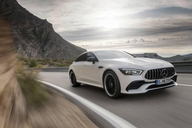 Nuevo Mercedes-AMG GT 4 puertas, hasta 639 CV