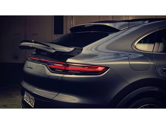 Nuevo Porsche Cayenne S Coupé, un plus de deportividad