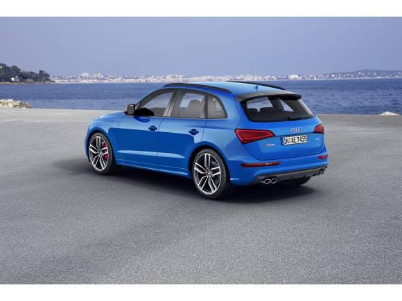Nuevo Audi SQ5 TDI Plus desde 79.800 euros