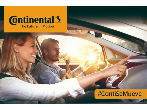 Continental regala combustible