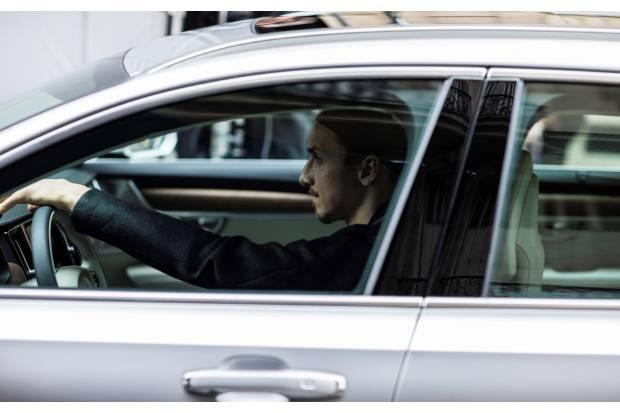 Zlatan Ibrahimovic, protagonista de la nueva campaña del Volvo V90