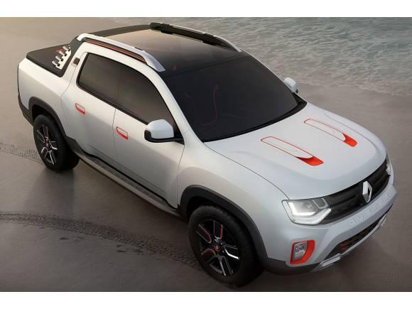 Renault Duster Oroch: un pick-up para Sudamérica
