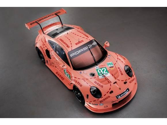 Los Porsche 911 RSR de Le Mans y sus espectaculares datos