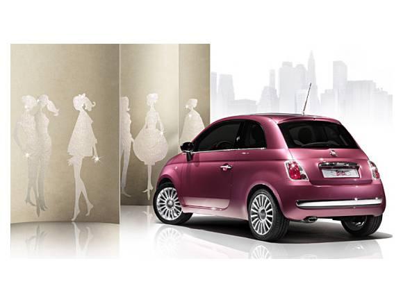 Vídeo del Fiat 500 Pink en homenaje a Barbie