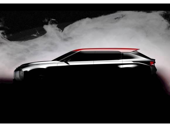 Mitsubishi Ground Tourer Concept: SUV deportivo híbrido y enchufable