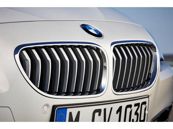 El BMW Serie 6 recibe pequeñas mejoras para 2015