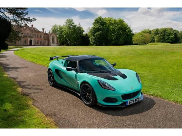 Nuevo Lotus Elise 250 Cup, más rápido y ligero