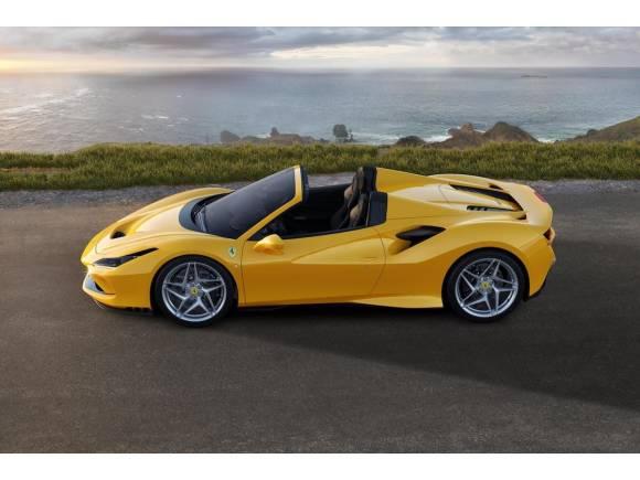 Nuevo Ferrari F8 Spider, probablemente el mejor Ferrari del momento
