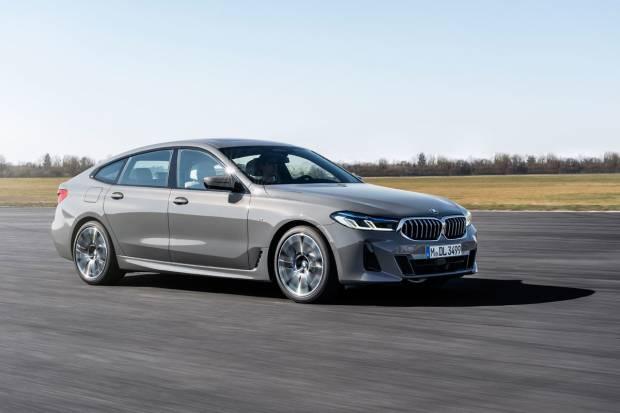 BMW Serie 6 Gran Turismo: nuevo diseño y todos sus motores híbridos
