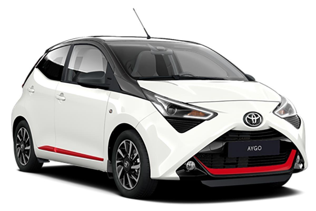 Toyota Aygo x-sport