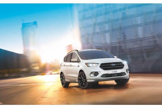 Ford Kuga: nuevo motor diésel y versiones ST Line