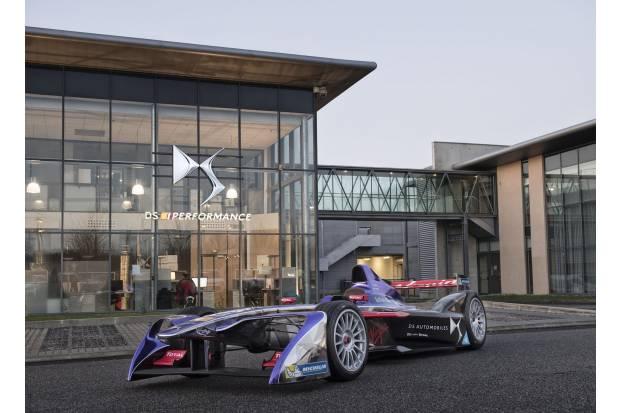 DS será constructor oficial de la Fórmula E la próxima temporada