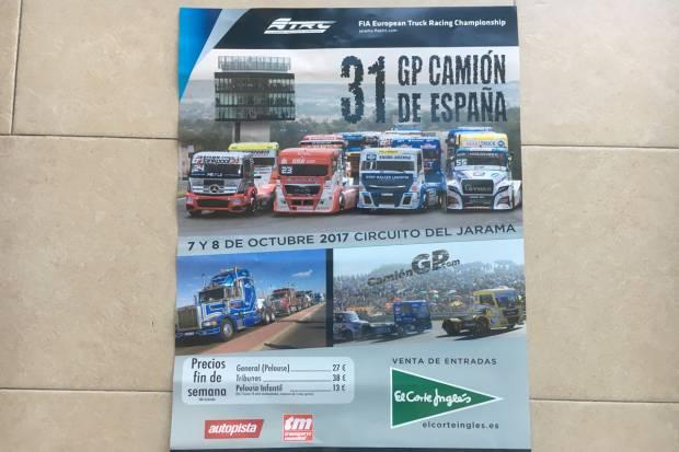 Todo lo que debes saber sobre el 31º GP de Camión de España