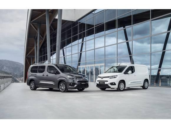 Nuevo Toyota Proace City Verso, hermano del Berlingo