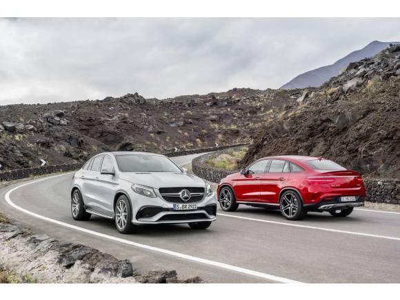 Precios del nuevo Mercedes-Benz GLE Coupé