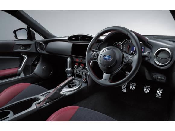 Subaru WRX STI 208 y BRZ STI Sport: series especiales en edición limitada