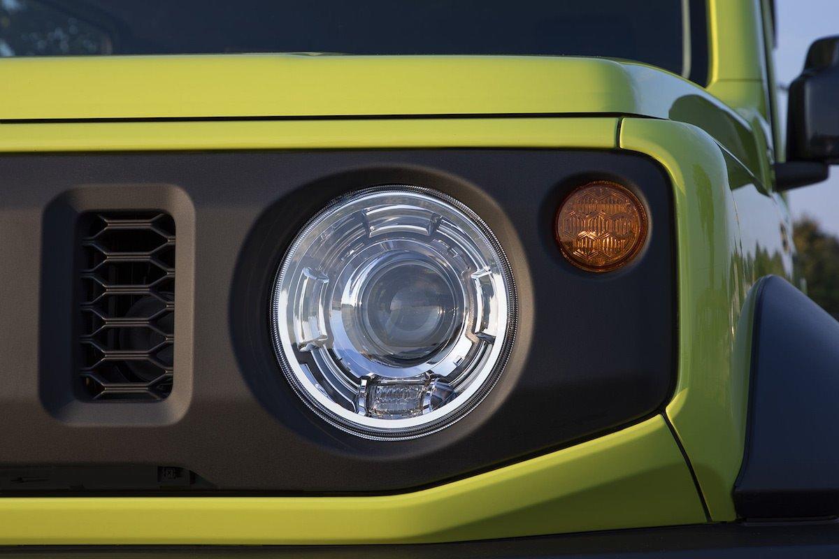 Prueba nuevo Suzuki Jimny 2019