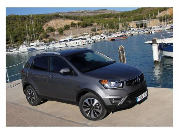 Prueba: nuevo SsangYong Korando, un SUV muy completo a buen precio