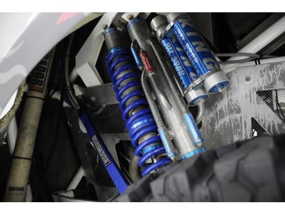 "SsangYong Tivoli DKR: un coche ""Made in Spain"" al asalto del Dakar"