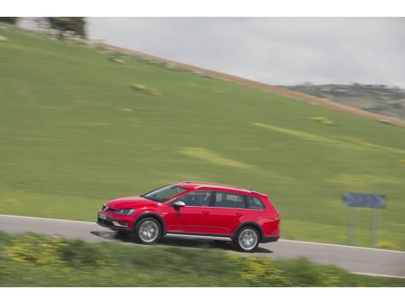 Prueba Volkswagen Golf Alltrack, un Golf para todos los terrenos