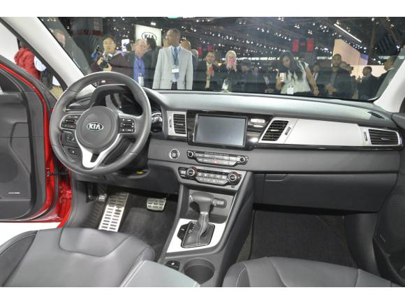 Kia Niro, el SUV híbrido que se lanzará a nivel mundial