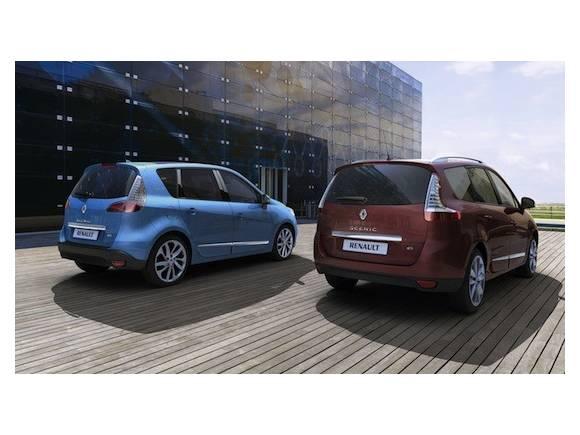 Nuevos coches: Renault Scenic y Grand Scenic 2012