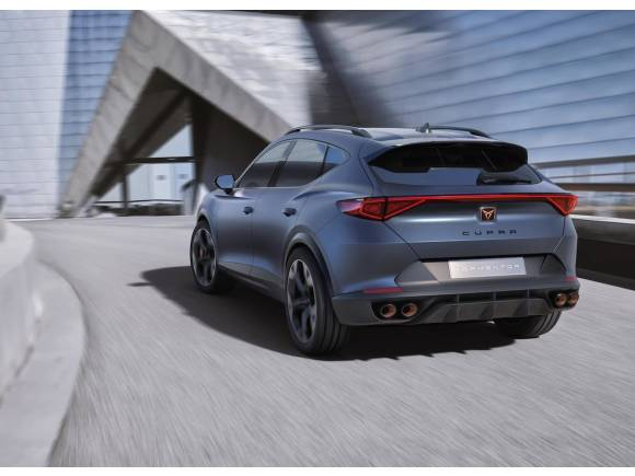Cupra Formentor, nuevo SUV deportivo e híbrido