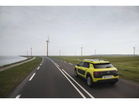 Prueba Citroën C4 Cactus: el SUV más rompedor, ya a la venta