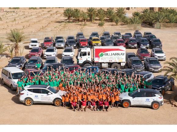 Desierto de los Niños 2019: Quince años de aventura solidaria