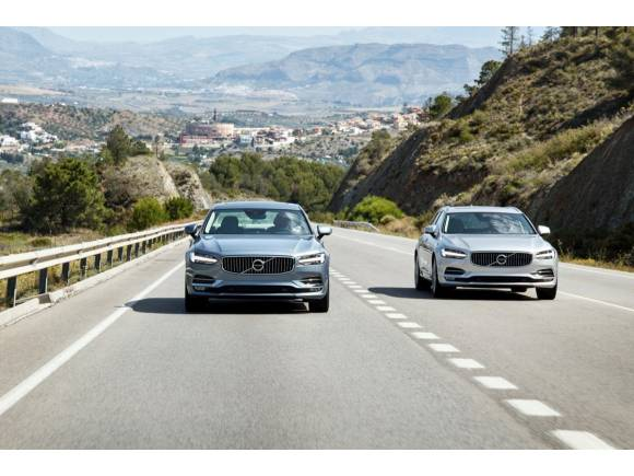 Volvo incorpora Skype Empresarial en su nueva Serie 90