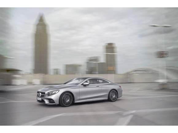 Mercedes Clase S Coupé y Cabrio 2018: a tope de tecnología