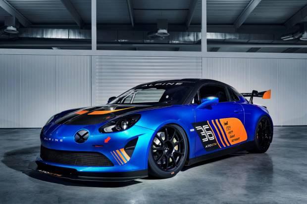 Nuevo Alpine A110 GT4, directo a los circuitos