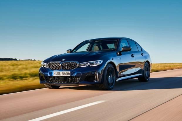 Nuevo BMW M340d: deportivo e híbrido