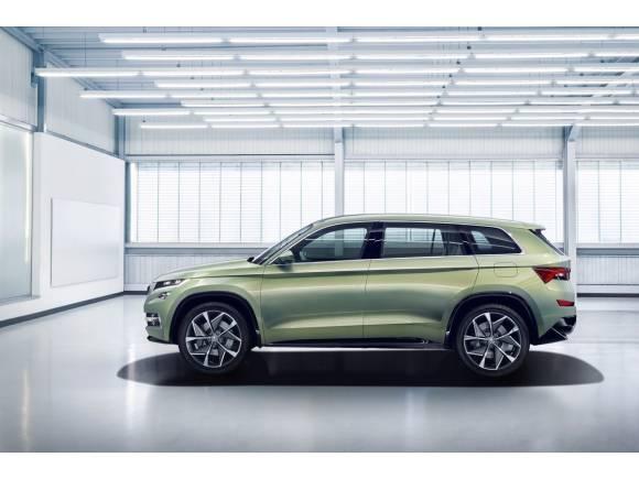 El futuro SUV grande de Skoda se llamará Skoda Kodiaq